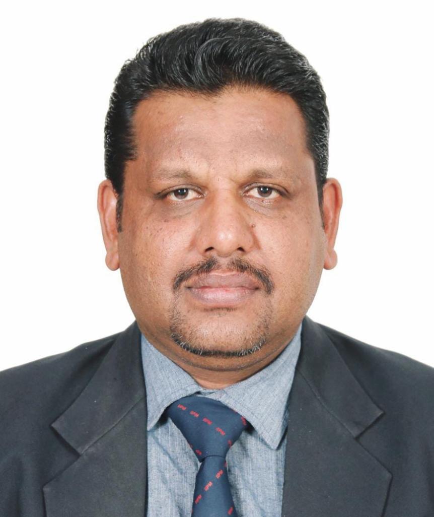 Mr. Pradeep Nair